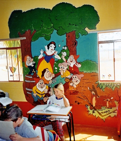 muurschilderingen
